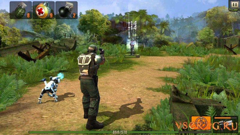 Эволюция: Битва за Утопию screen 3
