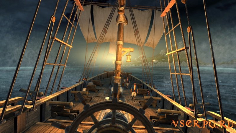 Assassins Creed Pirates screen 1