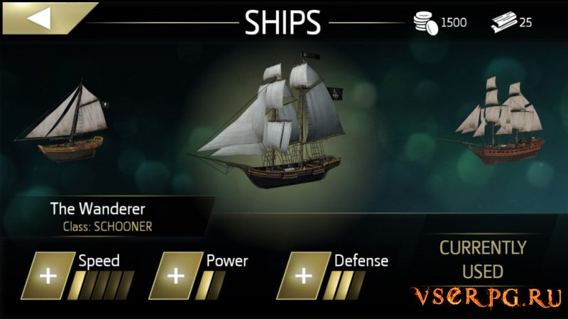Assassins Creed Pirates screen 3