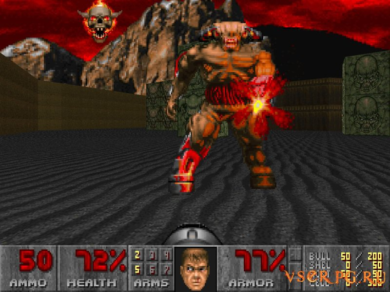 Doom 1 screen 3