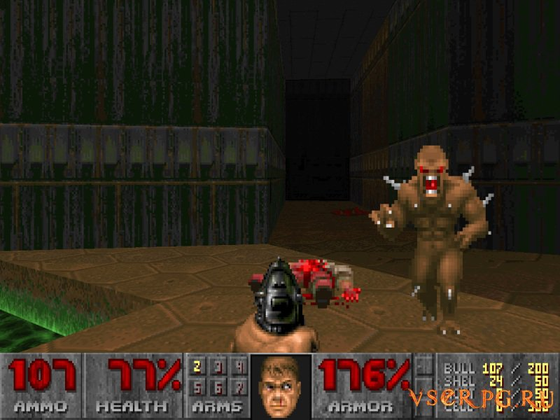 Doom 1 screen 2