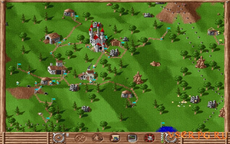 The Settlers screen 3