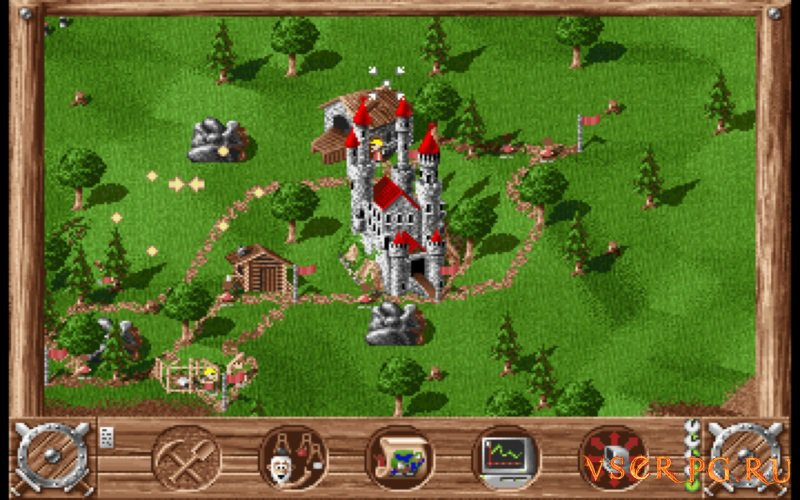 The Settlers screen 2
