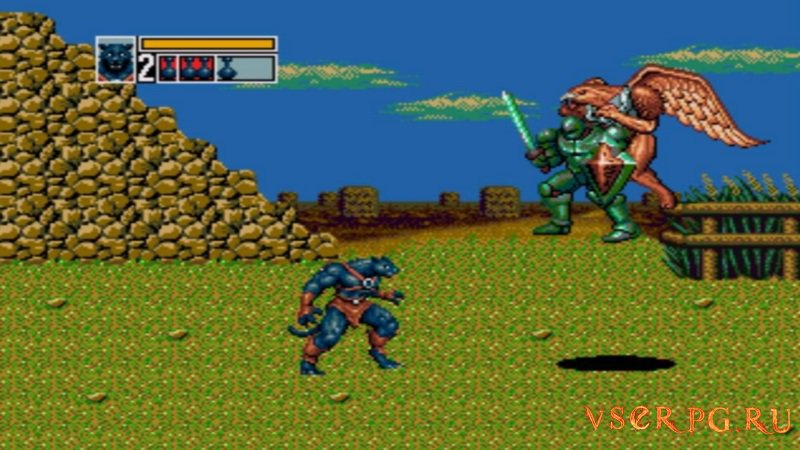 Golden Axe 3 screen 2
