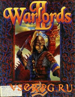 Постер игры Warlords 2