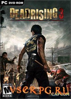 Постер игры Dead Rising 3