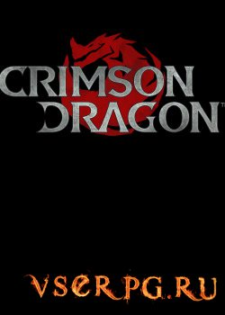 Постер игры Crimson Dragon