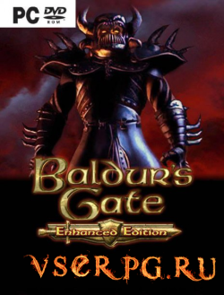 Постер игры Baldur's Gate 2: Enhanced Edition
