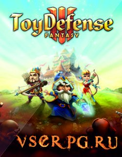 Постер игры Toy Defense 3