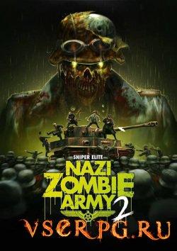 Постер игры Sniper Elite: Nazi Zombie Army 2