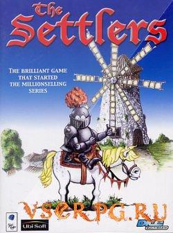 Постер игры The Settlers