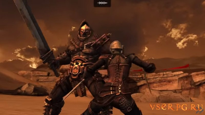 Infinity Blade 3 screen 2