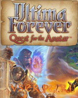 Постер игры Ultima Forever: Quest for the Avatar