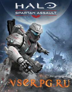 Постер Halo Spartan Assault