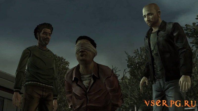 The Walking Dead: 400 Days screen 1