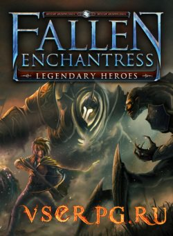 Постер игры Fallen Enchantress: Legendary Heroes