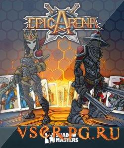Постер игры Epic Arena