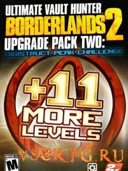 Постер игры Borderlands 2: Ultimate Vault Hunters Upgrade Pack