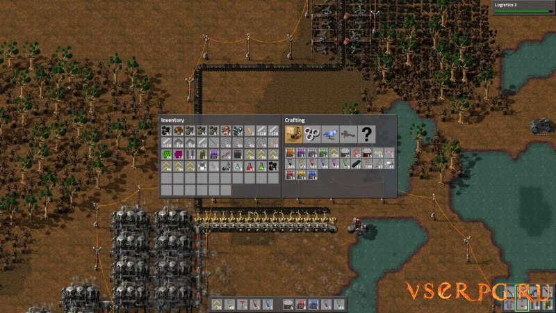 Factorio screen 1