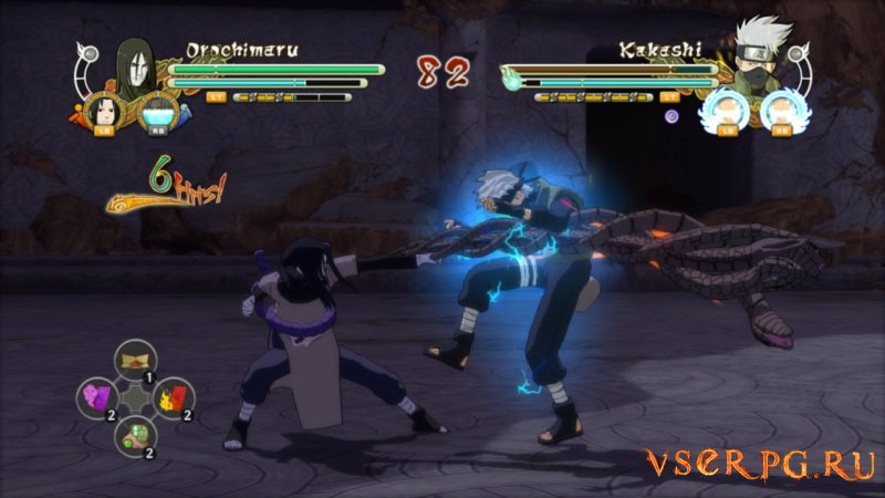 Naruto Shippuden: Ultimate Ninja Storm 3 screen 3