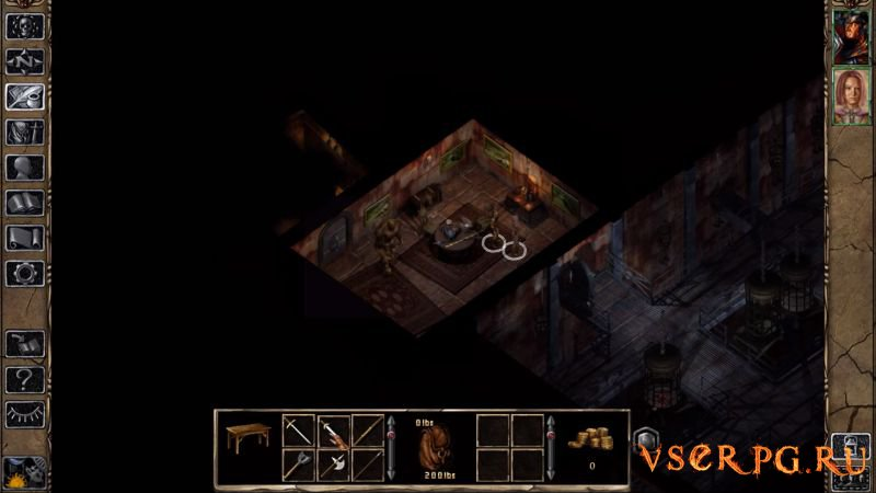 Baldur's Gate 2: Enhanced Edition screen 1