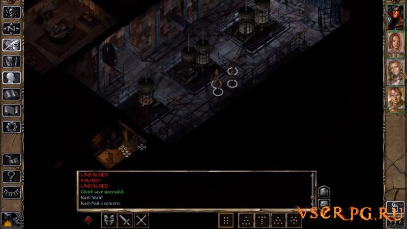 Baldur's Gate 2: Enhanced Edition screen 2