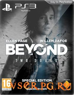 Постер Beyond Two Souls