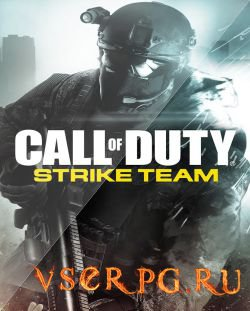 Постер игры Call of Duty: Strike Team