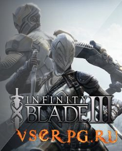 Постер игры Infinity Blade 3