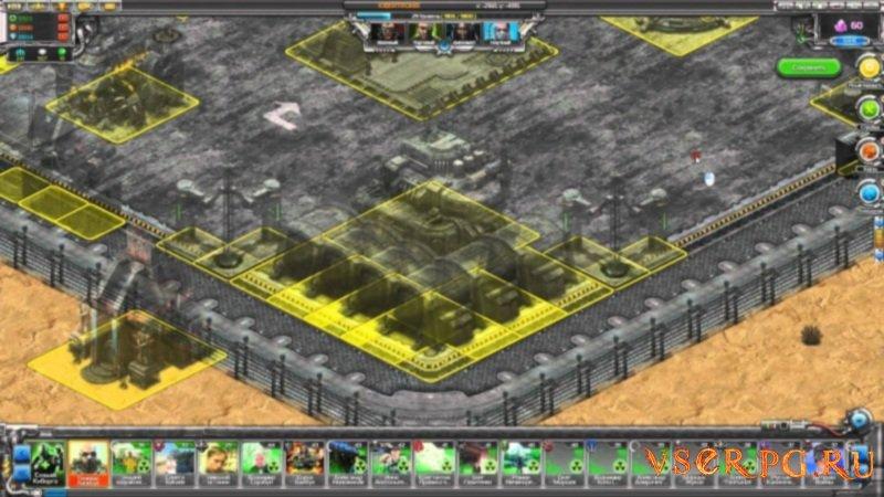 Правила Войны: Ядерная Стратегия screen 3