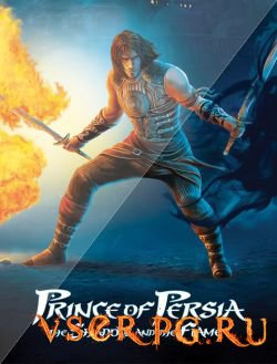 Постер Prince of Persia: The Shadow and The Flame
