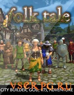 Постер игры Folk Tale