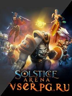 Постер игры Solstice Arena
