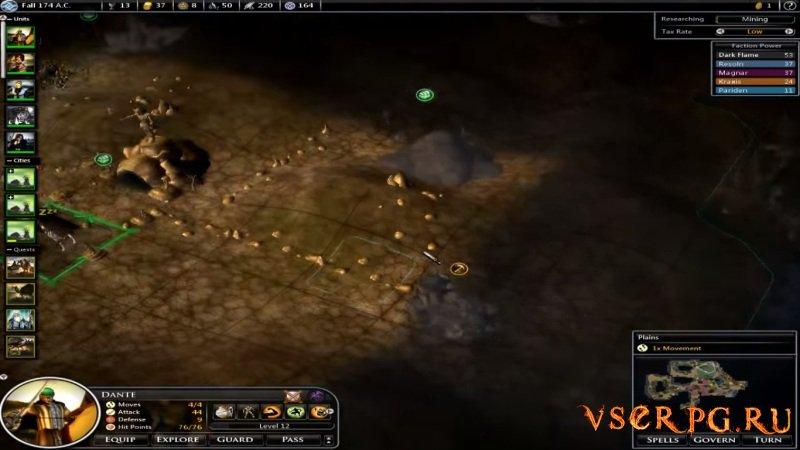 Fallen Enchantress screen 3
