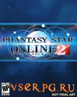 Постер игры Phantasy Star Online 2