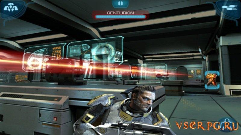 Mass Effect Infiltrator screen 2
