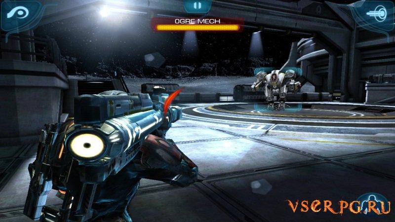 Mass Effect Infiltrator screen 1