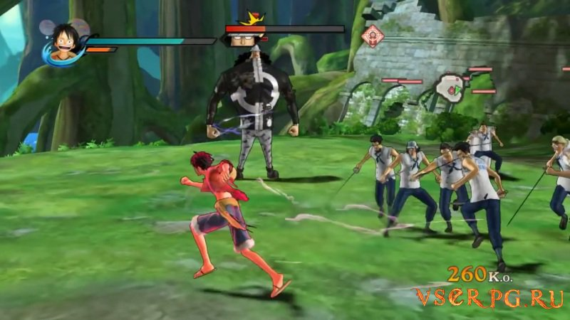 One Piece: Pirate Warriors screen 2
