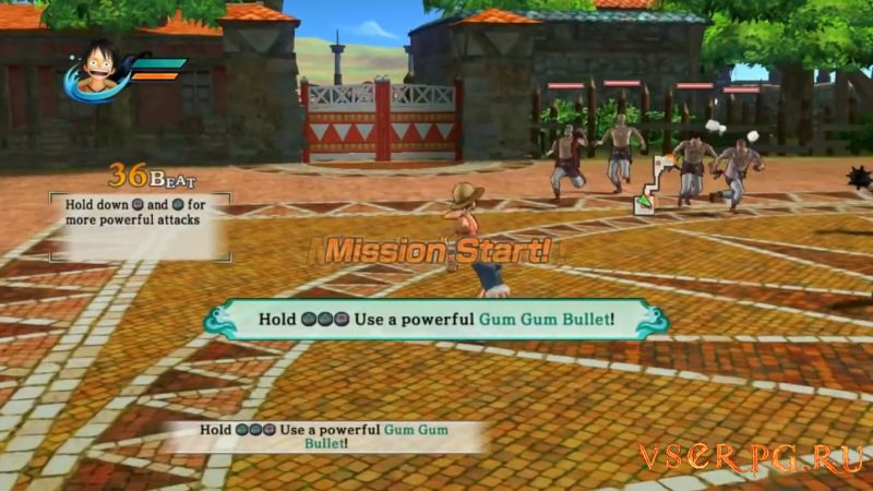 One Piece: Pirate Warriors screen 3