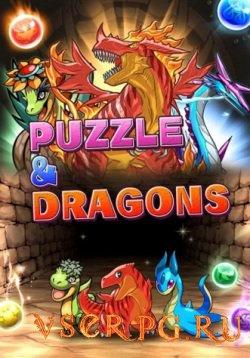 Постер игры Puzzle & Dragons