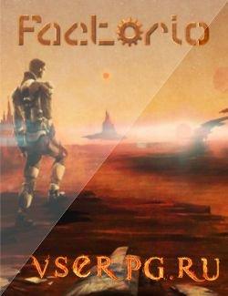 Постер игры Factorio