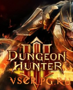 Постер игры Dungeon Hunter 3
