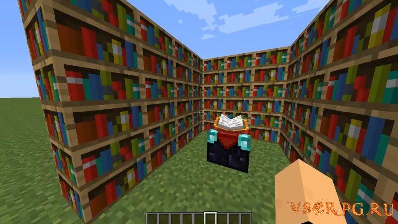 Minecraft Pocket Edition screen 1