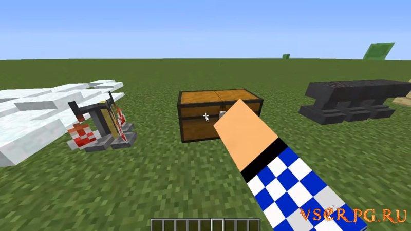 Minecraft Pocket Edition screen 2