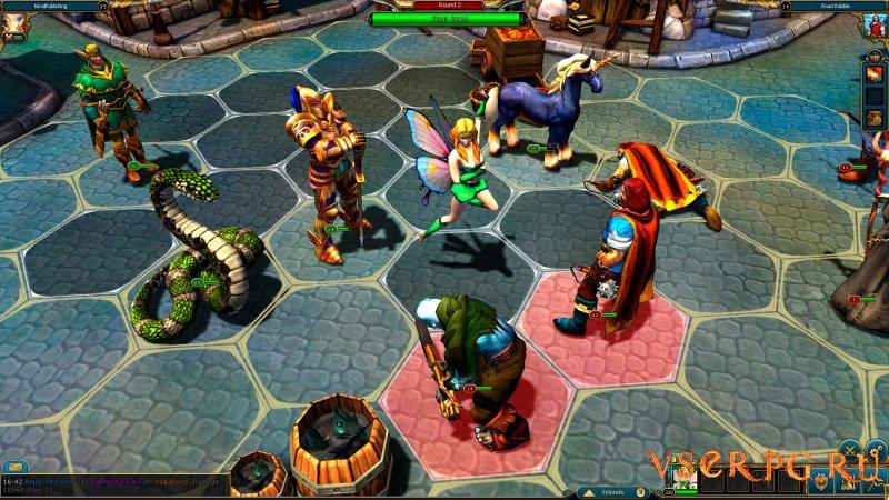 King's Bounty Legions screen 3