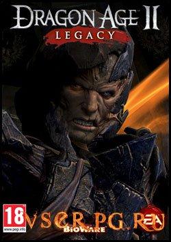 Постер игры Dragon Age 2 Legacy