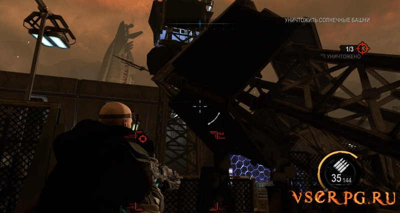 Red Faction Armageddon screen 3