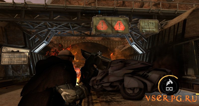 Red Faction Armageddon screen 2