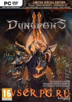 Постер игры Dungeons 1