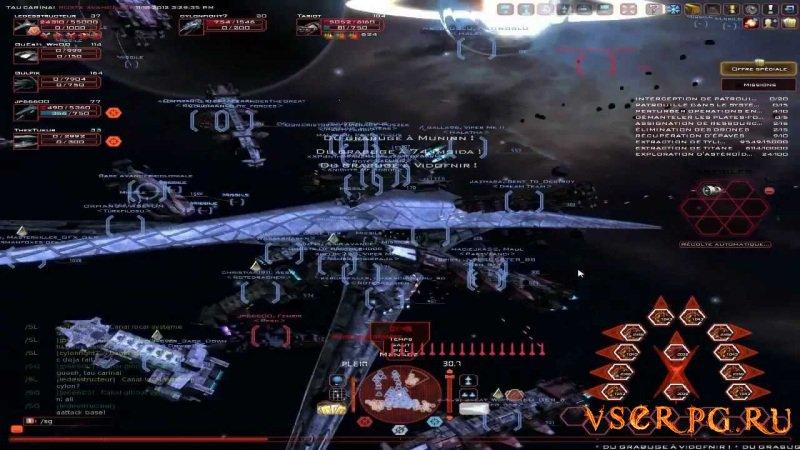 Battlestar Galactica Online screen 2